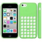 Coque iPhone 5C vert
