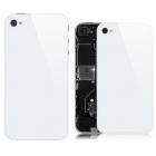 Vitre arrière iPhone 4S blanc