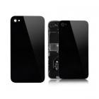 Vitre arrière iPhone 4S noir