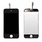 Ecran iPod Touch 4 noir