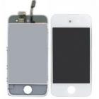 Ecran iPod Touch 4 blanc
