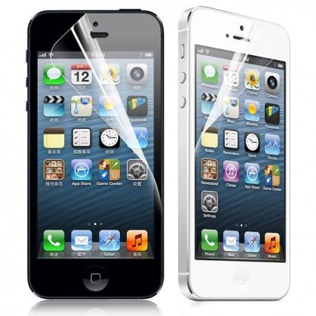 Film de protection écran + arrière pour iPhone 5 et 5S