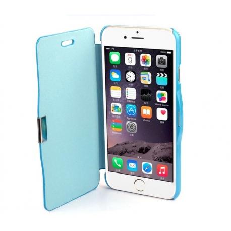 Coque FlipCase pour iPhone 6 noir