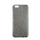 Coque iPhone 6 Croco Argent Fashion