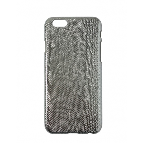 Coque iPhone 6 Croco Argent