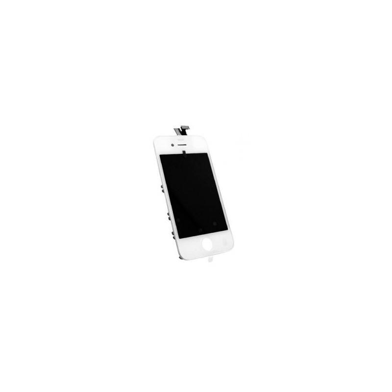 Achat kit cran iphone 4 blanc prix cass phone for Photo ecran iphone 4