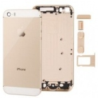 Kit Facade arrière iPhone 5 gold champagne