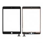 Vitre écran iPad Mini noir