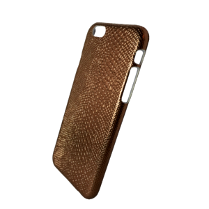 Coque fashion pour iPhone 6 dorée or ivoir