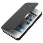 Coque FlipCase iPhone 5 et 5S noir