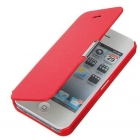 Coque FlipCase iPhone 5 et 5S rouge