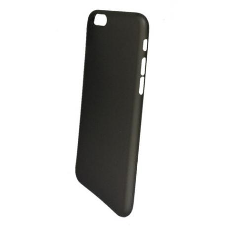 Coque iPhone 6 / 6S Crystal noir