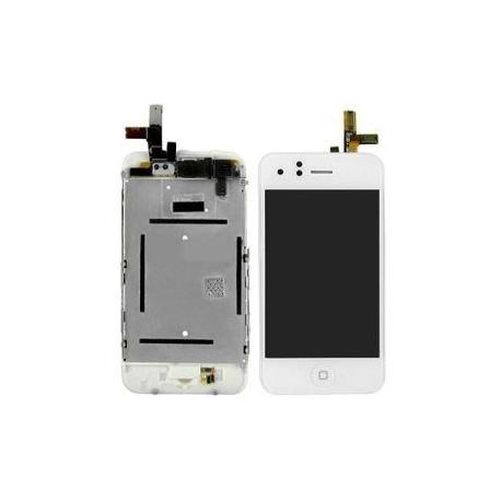 Ecran iPhone 3GS blanc