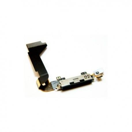 Nappe dock iPhone 4 noir