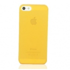 Coque iPhone 5 Crystal Orange