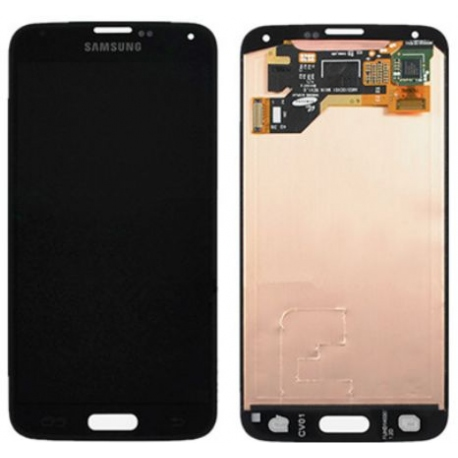Ecran Samsung Galaxy S5 noir