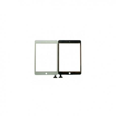 Vitre écran iPad Mini blanc